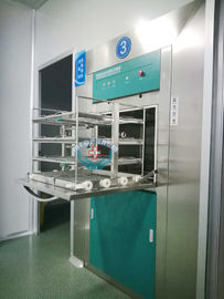 Wall - Mounted Medical Washer Disinfector For CSSD Medical Clinics / OR