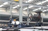 Wetback-industrieller Dampfkessel mit hoher thermischer ...